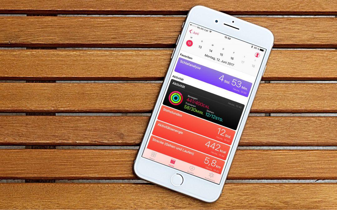 AutoSleep – Schlafzyklen mit der Apple Watch aufzeichnen