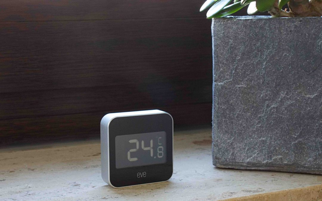 Im Test: Elgato Eve Degree – das HomeKit-Raumthermostat