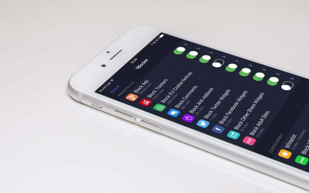 1Blocker – werbefrei mit Safari unter iOS und macOS surfen