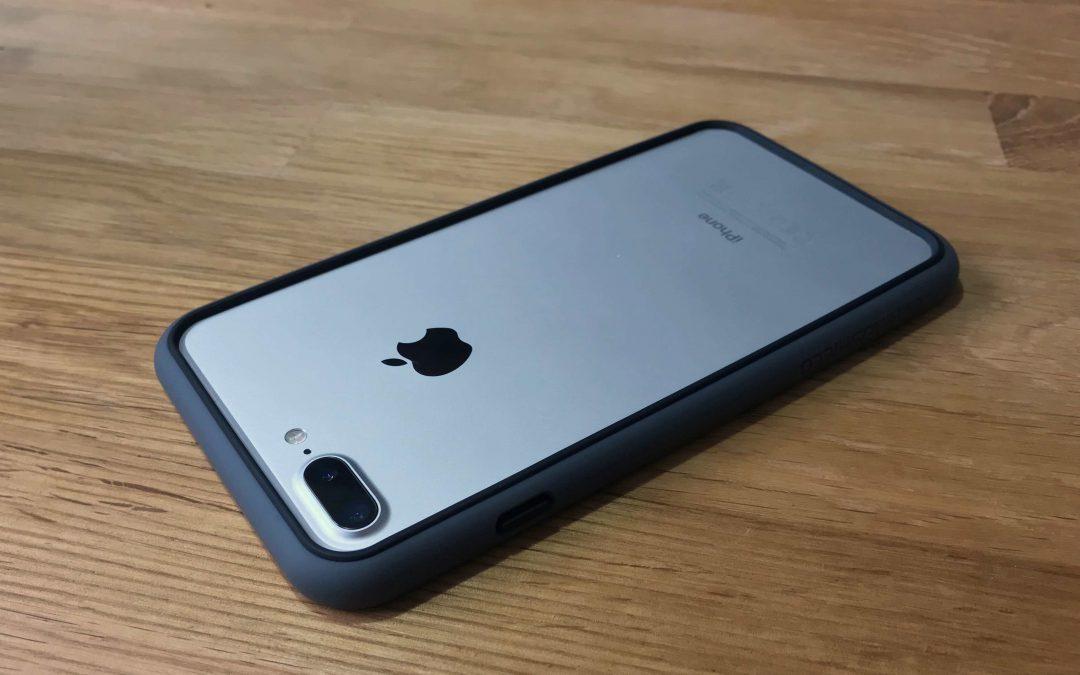 Im Test: Crashguard Bumper Case für iPhone 7 und iPhone 7 Plus von Rhinoshield