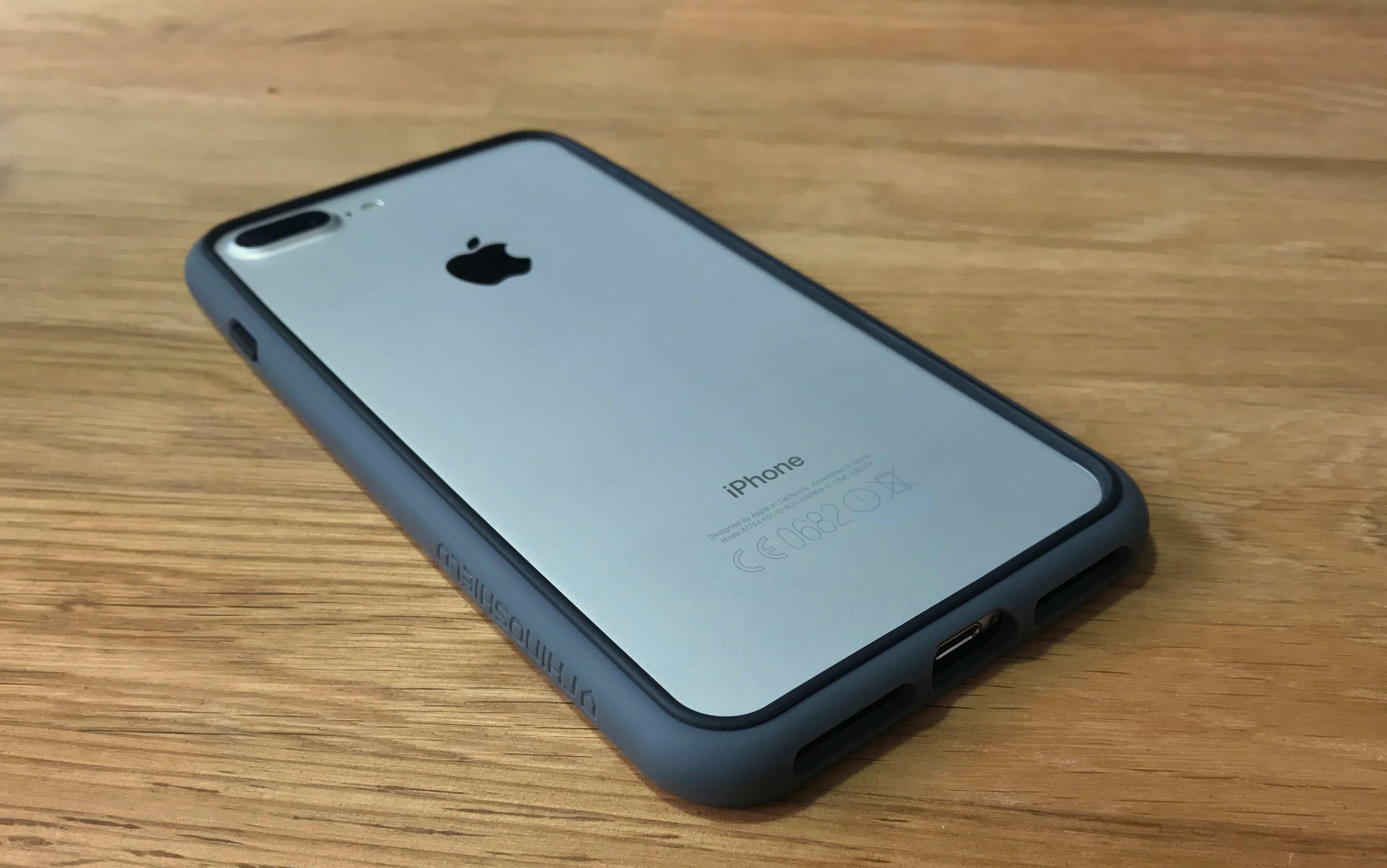 newest collection 12d9e 47671 Im Test: Crashguard Bumper Case für iPhone 7 und iPhone 7 Plus von ...
