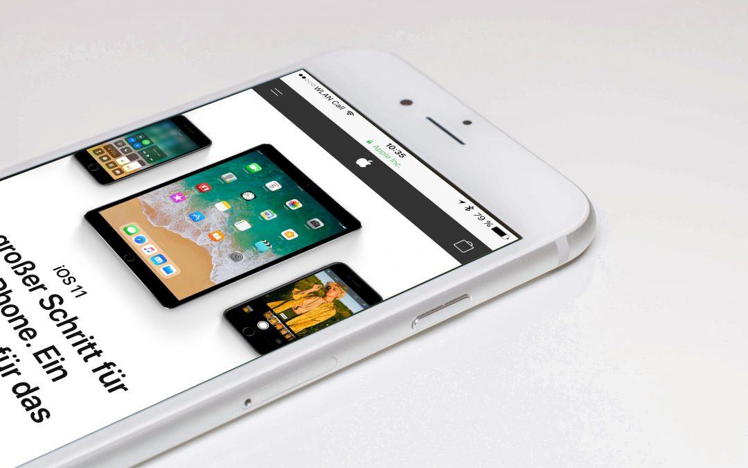 Das müsst ihr wissen: Diese Geräte erhalten das Update auf iOS 11