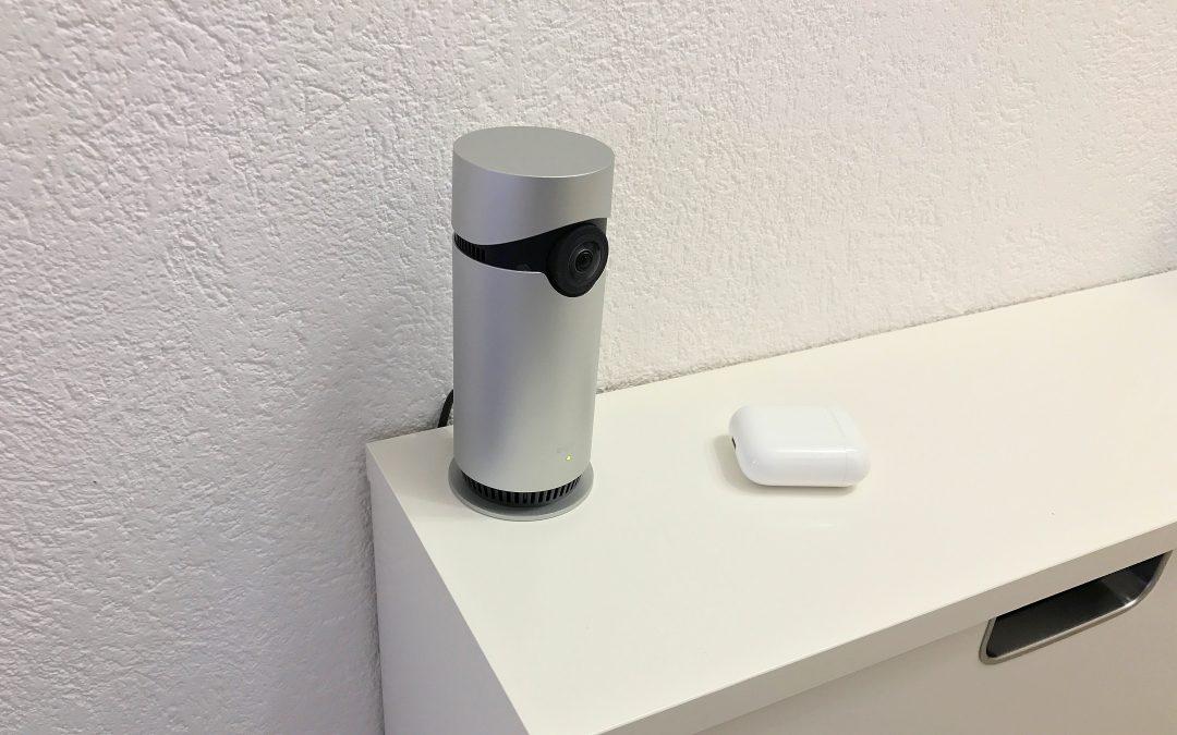 Im Test: Omna von D-Link – die erste HomeKit-Überwachungskamera für die Wohnung