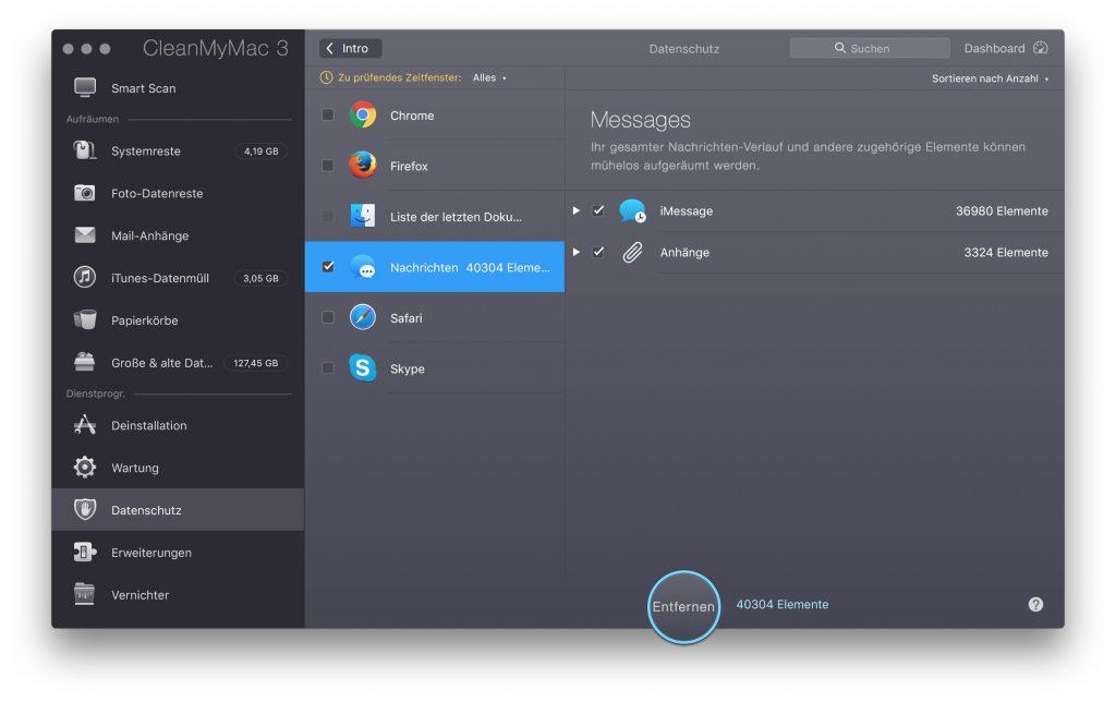 CleanMyMac3-Artikel3-1024x644 CleanMyMac 3 von MacPaw - entrümpel deinen Mac und beschleunige ihn