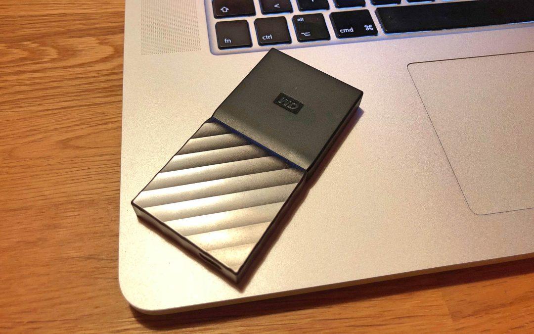 Im Test: Western Digital My Passport SSD – der wohl kleinste, externe SSD-Speicher