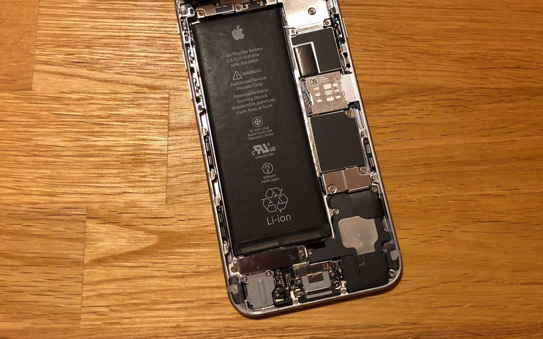 Die iPhone-Drosselung