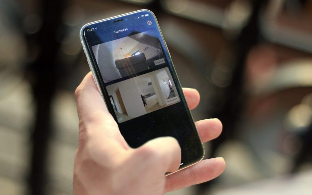 Homecam for HomeKit – alle HomeKit-Kameras in einer Ansicht vereint