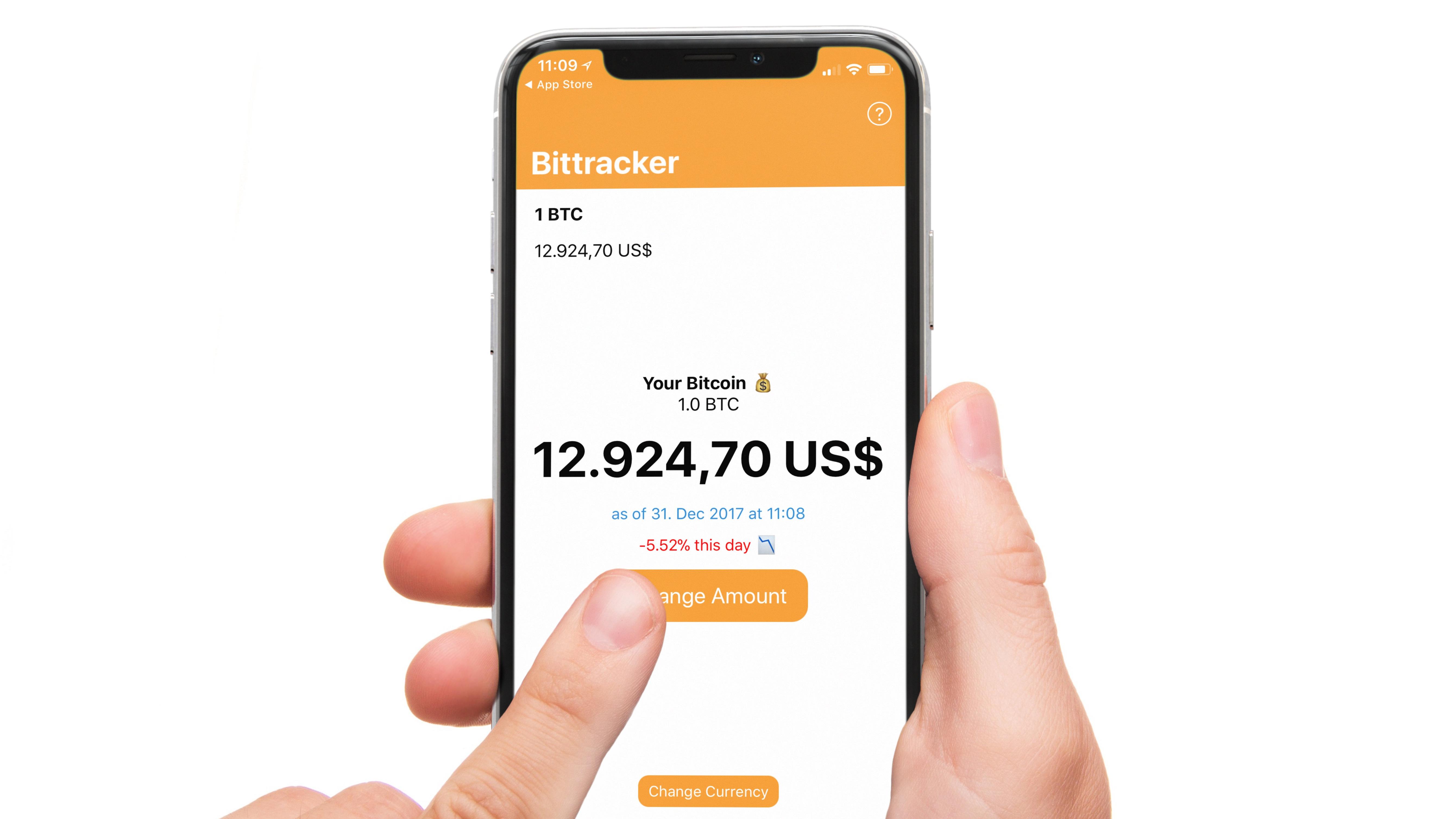 Bittracker-Artikelbild Bittracker - behalte den Kurs und Wert von Kryptowährungen ganz genau im Auge