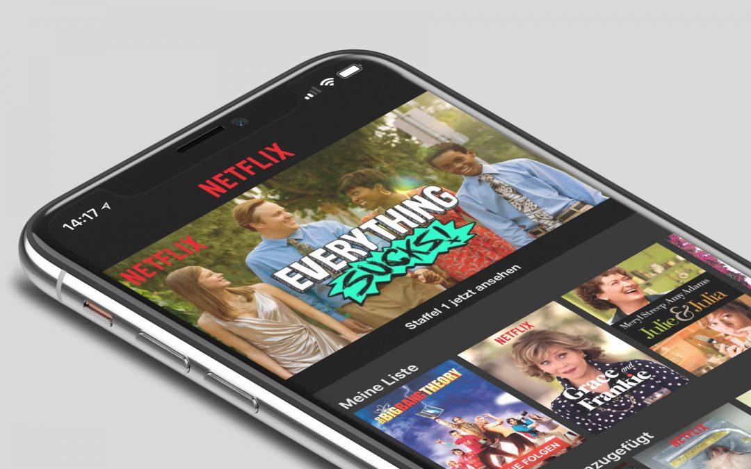 Wenn Apple Netflix kaufen würde