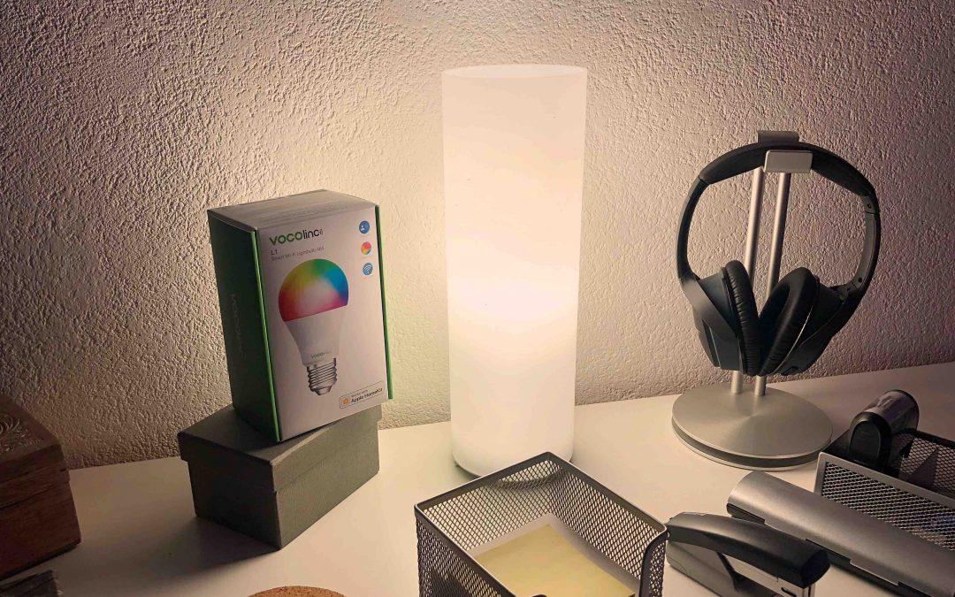 Im Test: E27-HomeKit-Lampen von VOCOlinc – Licht ohne Bridgeabhängigkeit