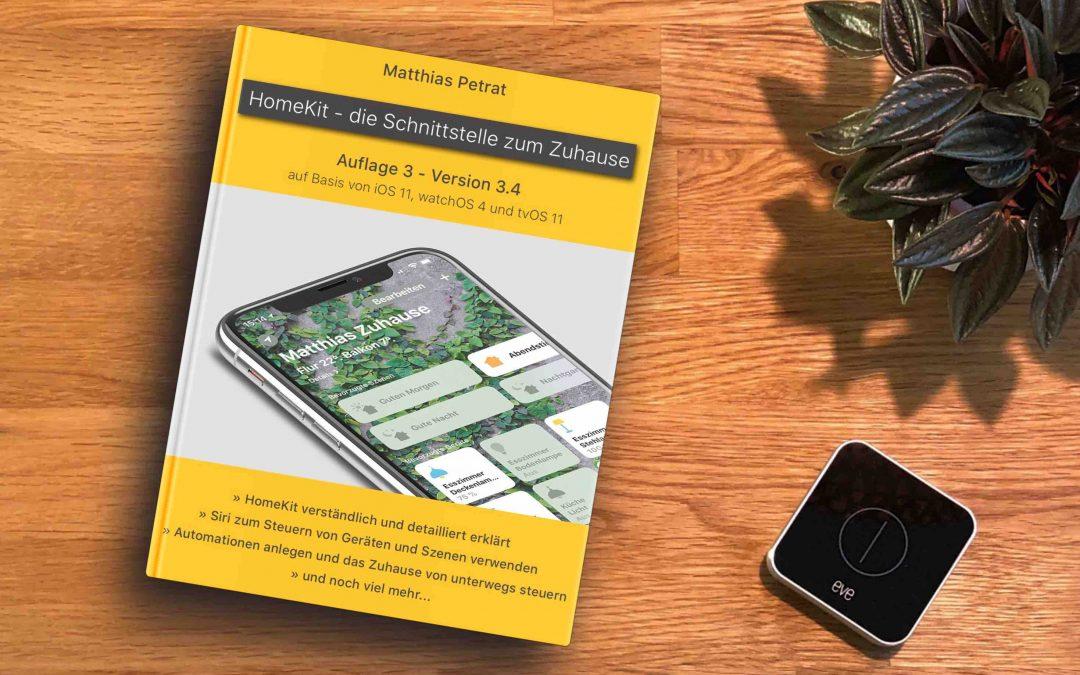"""Mach mit und Gewinne ein Buchexemplar von """"HomeKit – die Schnittstelle zum Zuhause"""""""