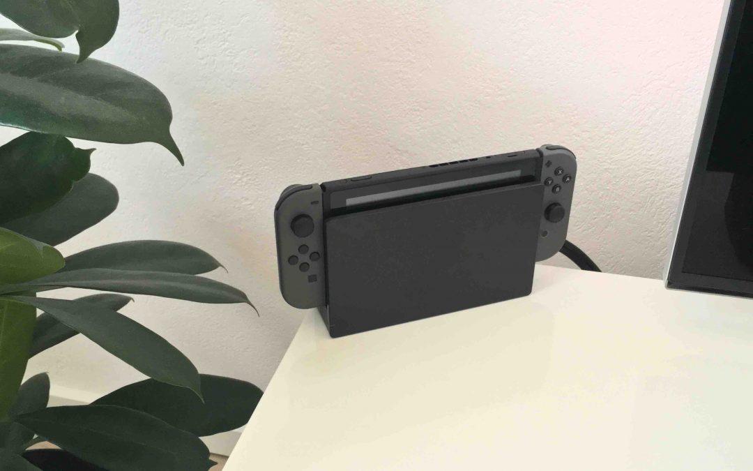 Im Test: Die Nintendo Switch – Mario, Zelda und Co. immer und überall zocken