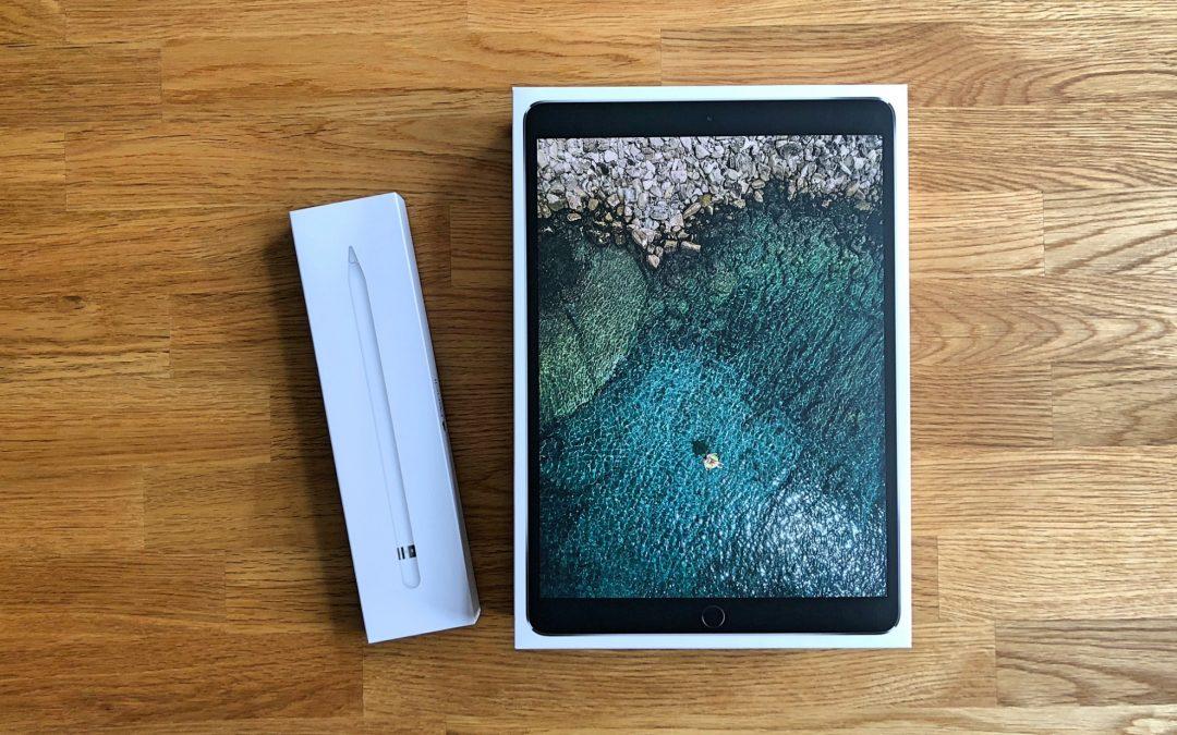 Das ist der Gewinner des 10,5″ iPad Pro inkl. Apple Pencil