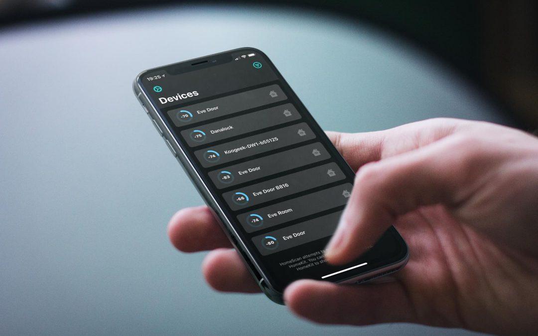 HomeScan für HomeKit – diese App hilft dir die Bluetoothreichweite von HomeKit-Geräten zu optimieren