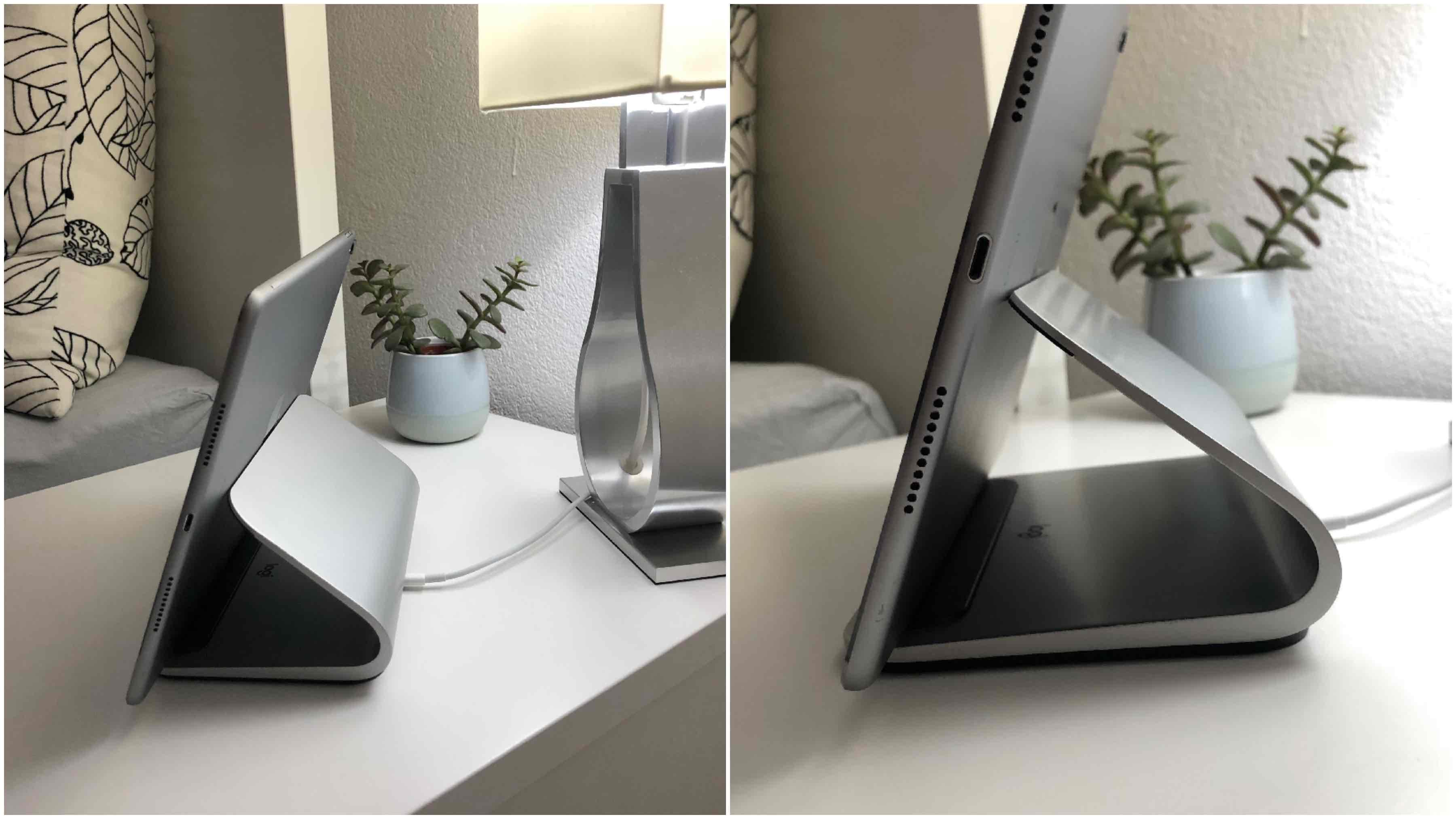 Logitech_Base_Lightning_Dock_Review3 Im Test: Die Logitech Base lädt dein iPad Pro kabellos auf - und den Apple Pencil gleich mit