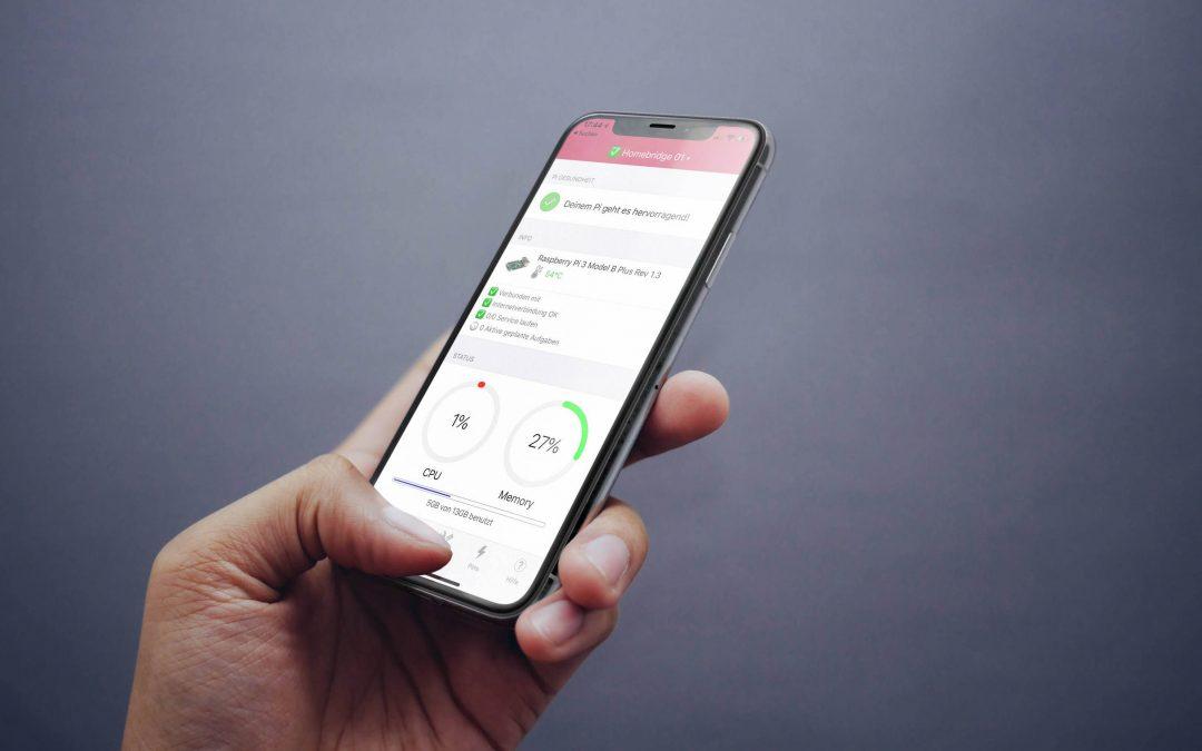 Raspberry Pi. – mit dieser iOS-App hast du all deine Einplatinencomputer im Griff