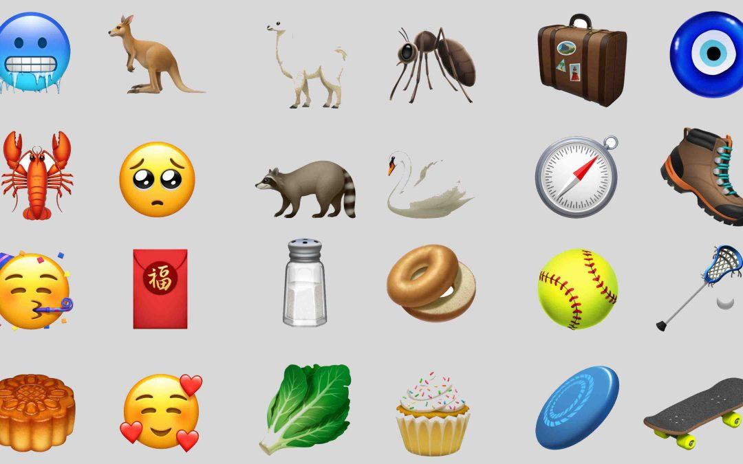 Apple gibt euch mit iOS 12.1 ganze 70 neue Emojis an die Hand