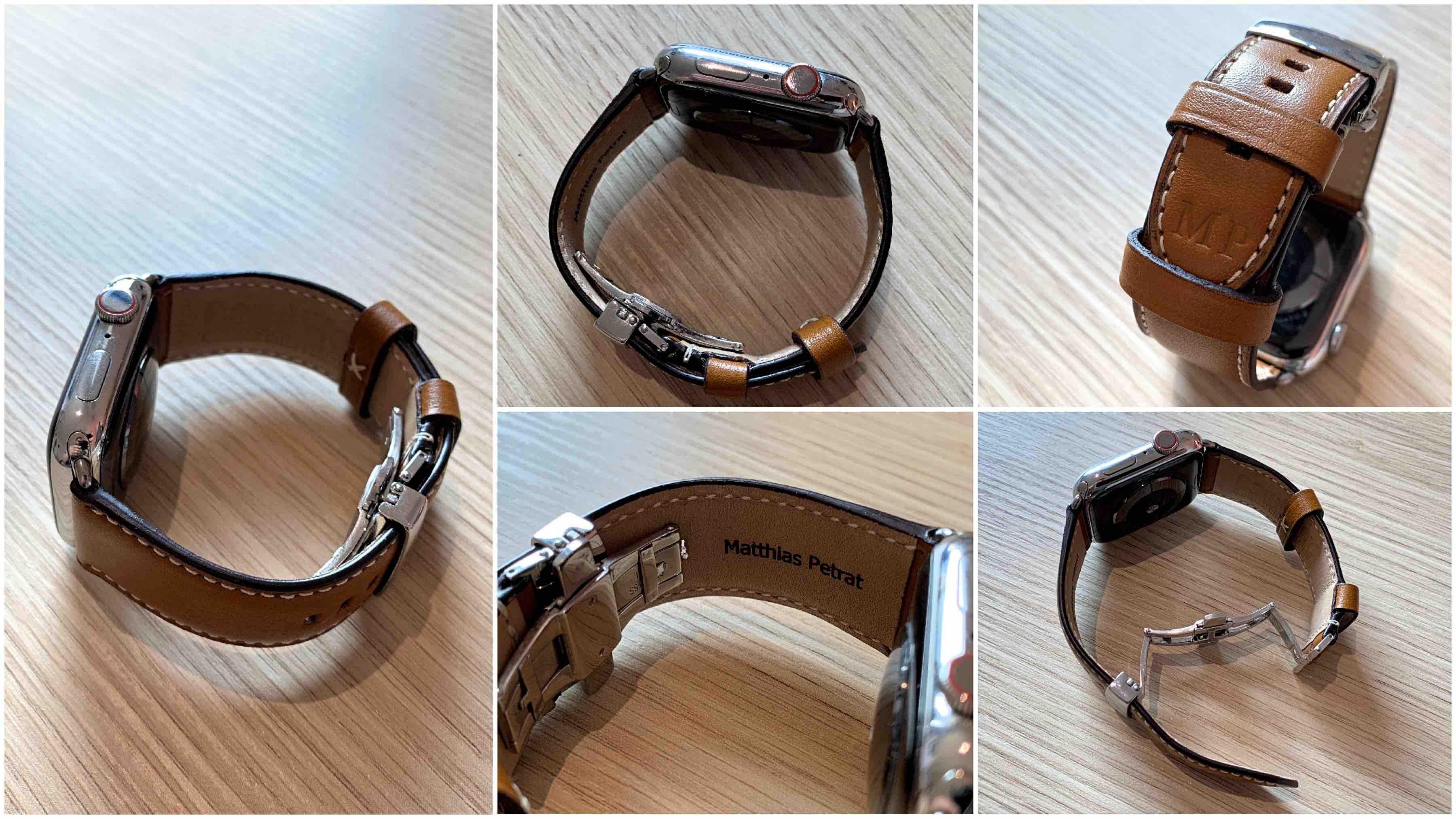 Bandwerk_Armband_Leder_Apple_Watch1 Im Test: Echtlederarmband mit Faltschließe von Bandwerk - chic, hochwertig und luxuriös