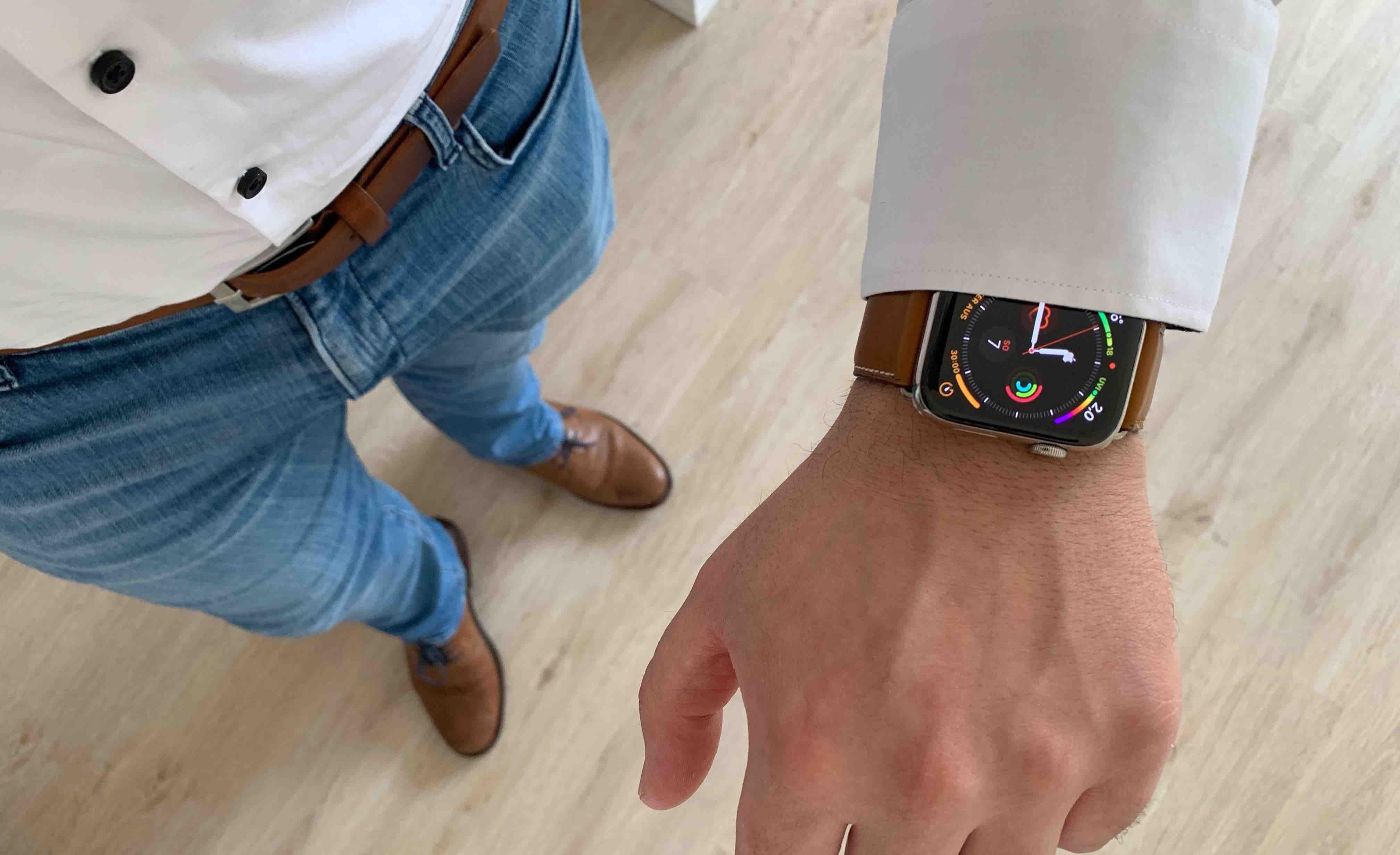Bandwerk_Armband_Leder_Apple_Watch3 Im Test: Echtlederarmband mit Faltschließe von Bandwerk - chic, hochwertig und luxuriös
