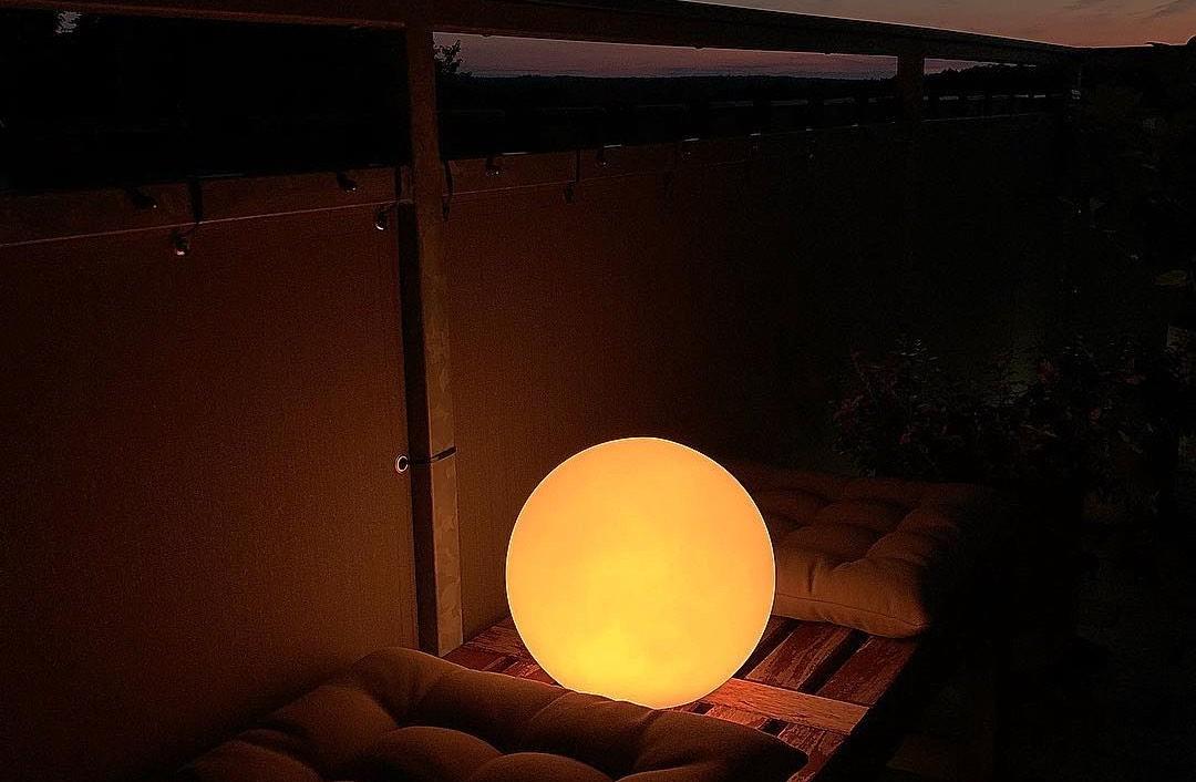 Eve_Flare_Elgato_HomeKit_Licht_Review1 Der Eve Flare von Eve - die HomeKit-Leuchtkugel für drinnen und draußen