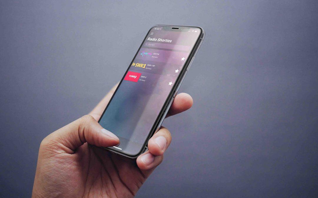 Radio Shorties – mit dieser App spielt der HomePod mit einem Siri-Befehl dein Lieblingsradio