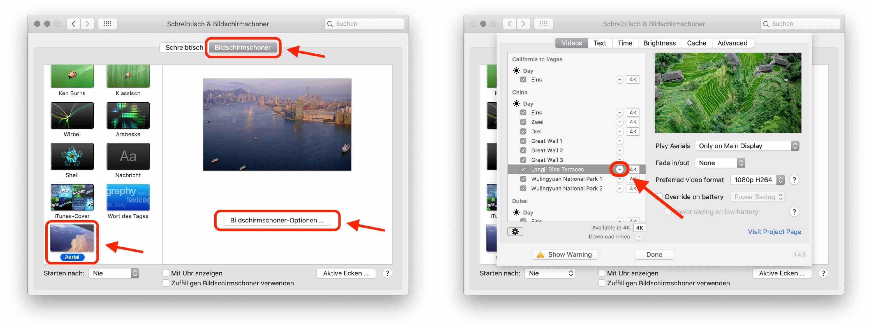 Aerial_Apple_TV_Mac_Screensaver1 Tipp: Die Apple-TV-Bildschirmschoner auf dem Mac nutzen