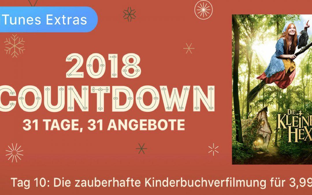 "31 Tage, 31 Angebote – 10. Tag: ""Die kleine Hexe"" für 3,99€"