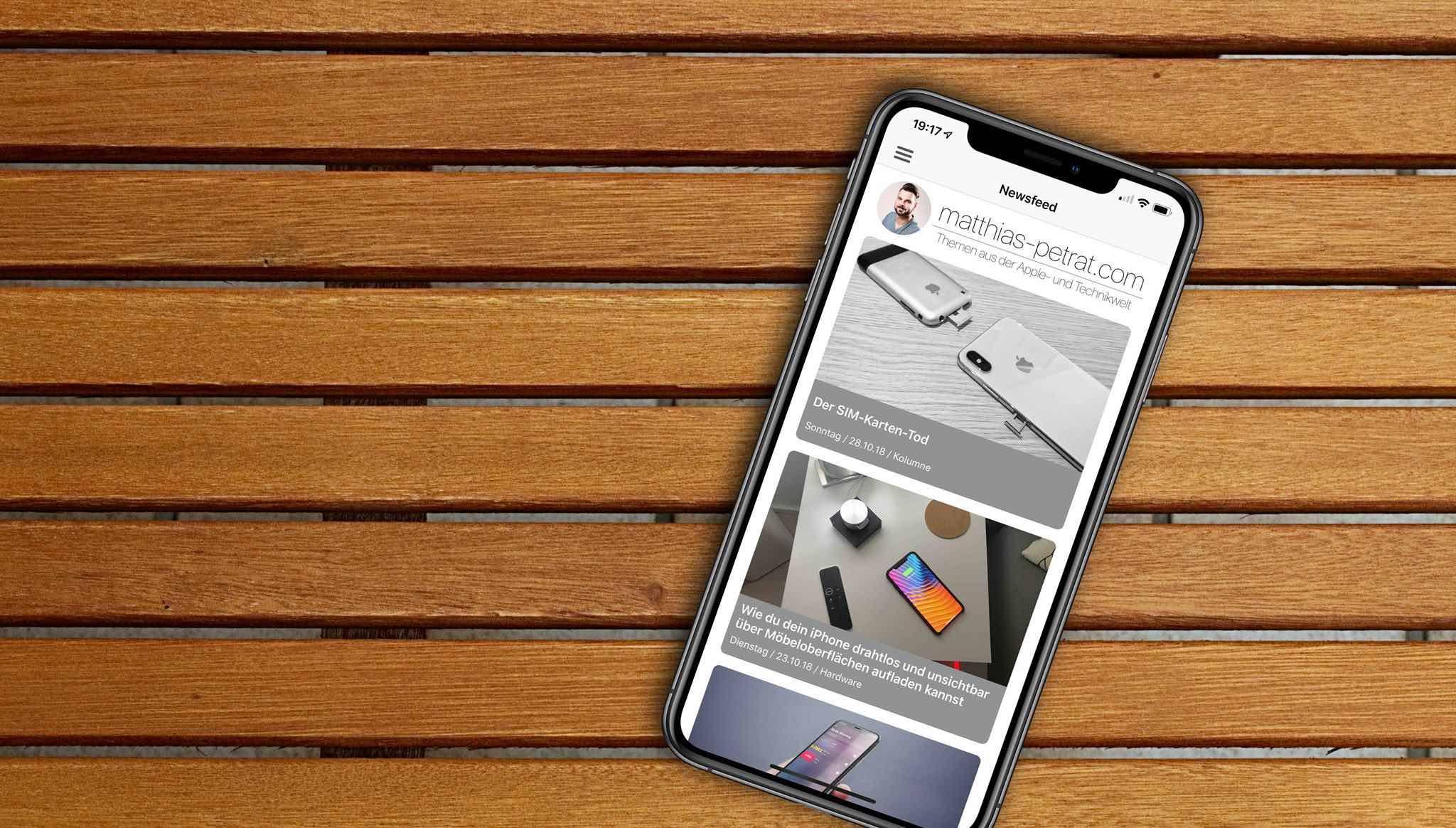 Blog_App_Version_11_Update Ab in den AppStore mit euch: Version 1.1 der Blog-App ist da