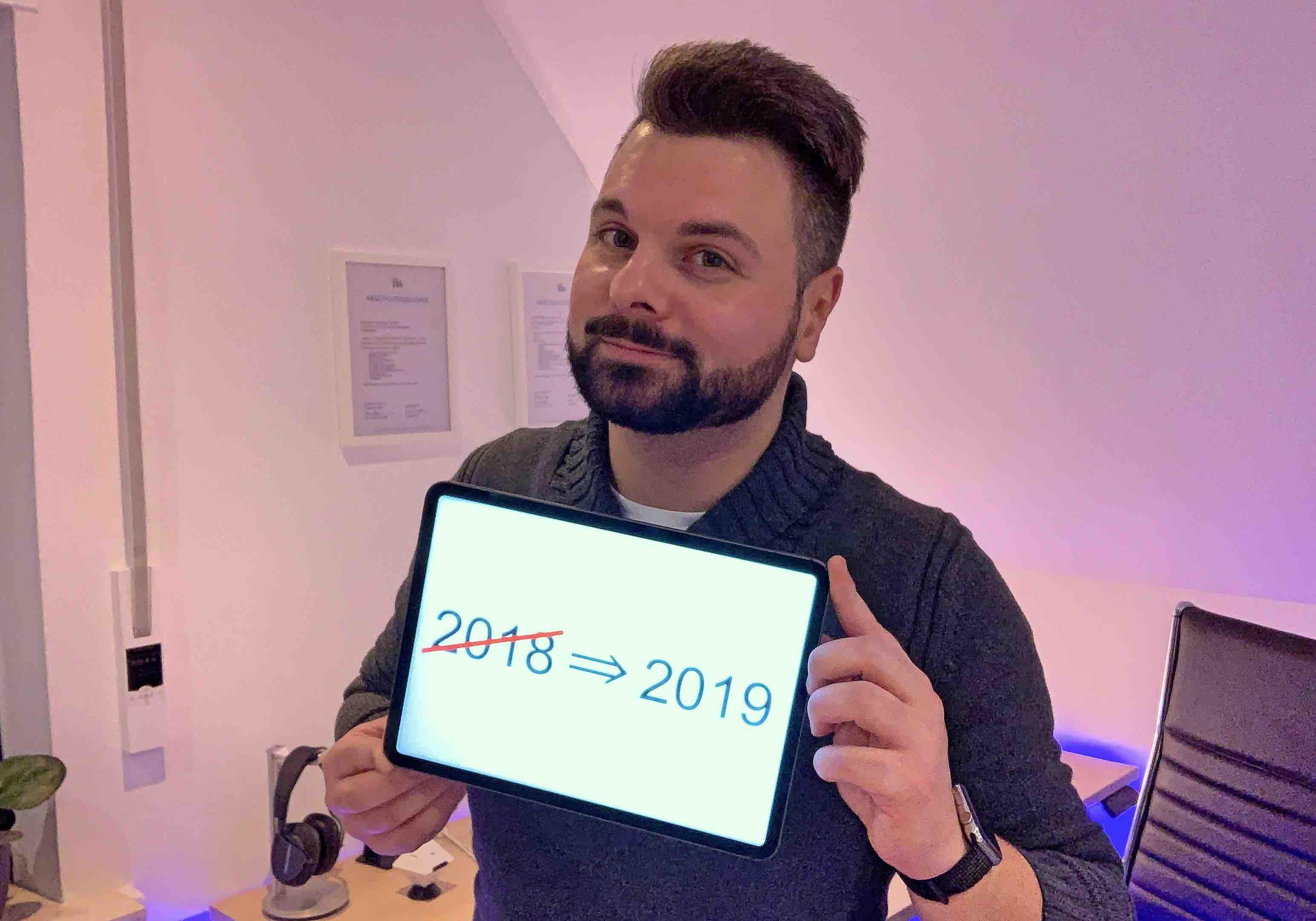 Matthias_Petrat_das_war_2018_Artikelbild Das war 2018 und was für 2019 ansteht