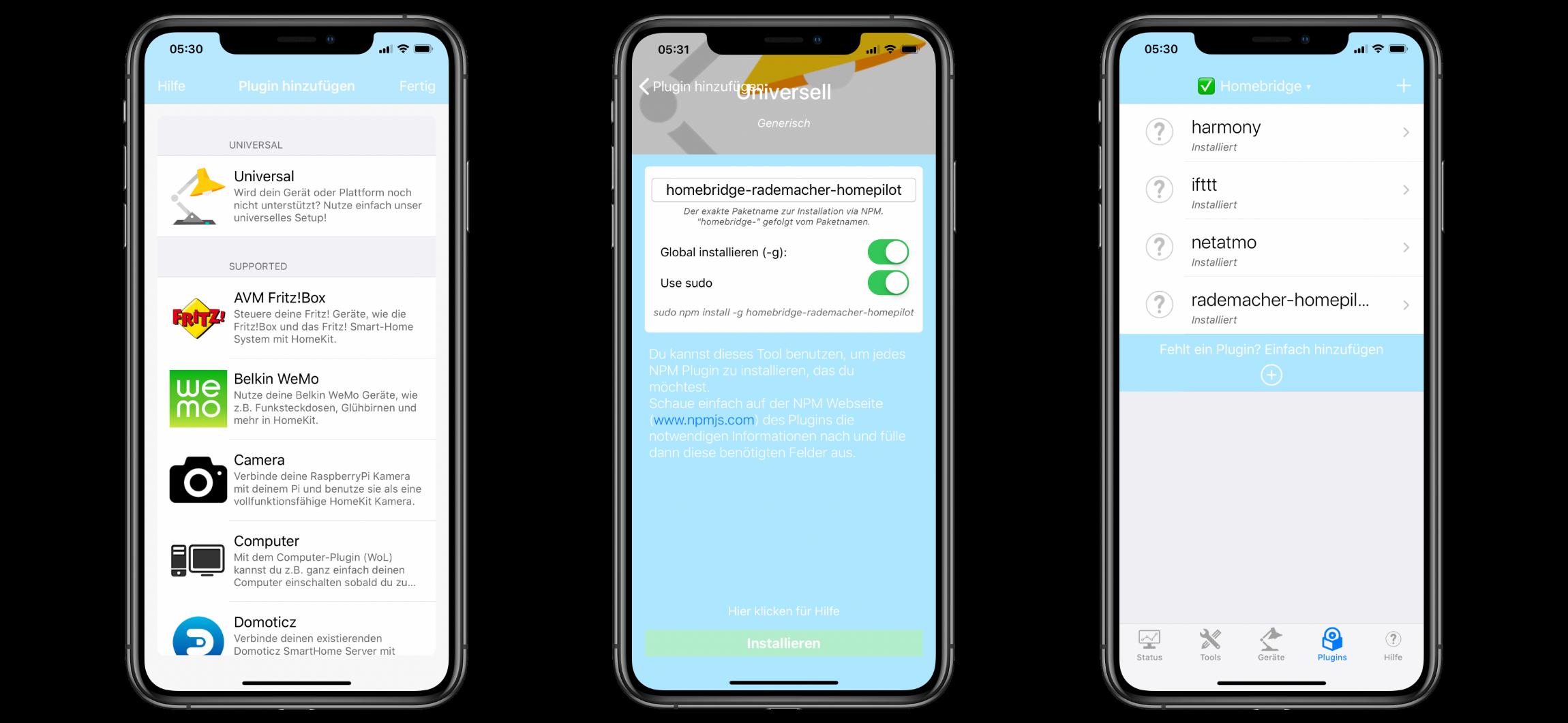 Rademacher_HomePilot_Jalousien_Rollläden_Rollladen_Apple_HomeKit_Homebridge2 Anleitung: Rollläden mit elektrischem Gurtwickler in Apple HomeKit nutzen