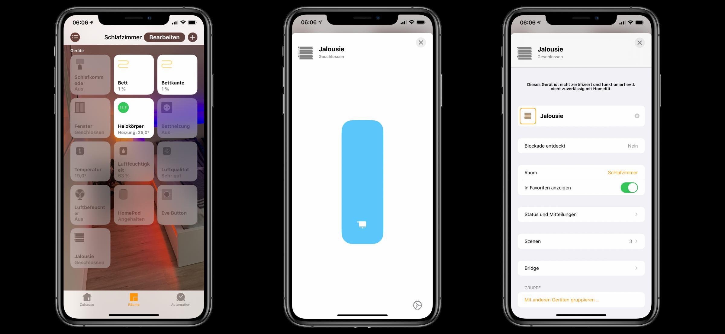 Rademacher_HomePilot_Jalousien_Rollläden_Rollladen_Apple_HomeKit_Homebridge4 Anleitung: Rollläden mit elektrischem Gurtwickler in Apple HomeKit nutzen
