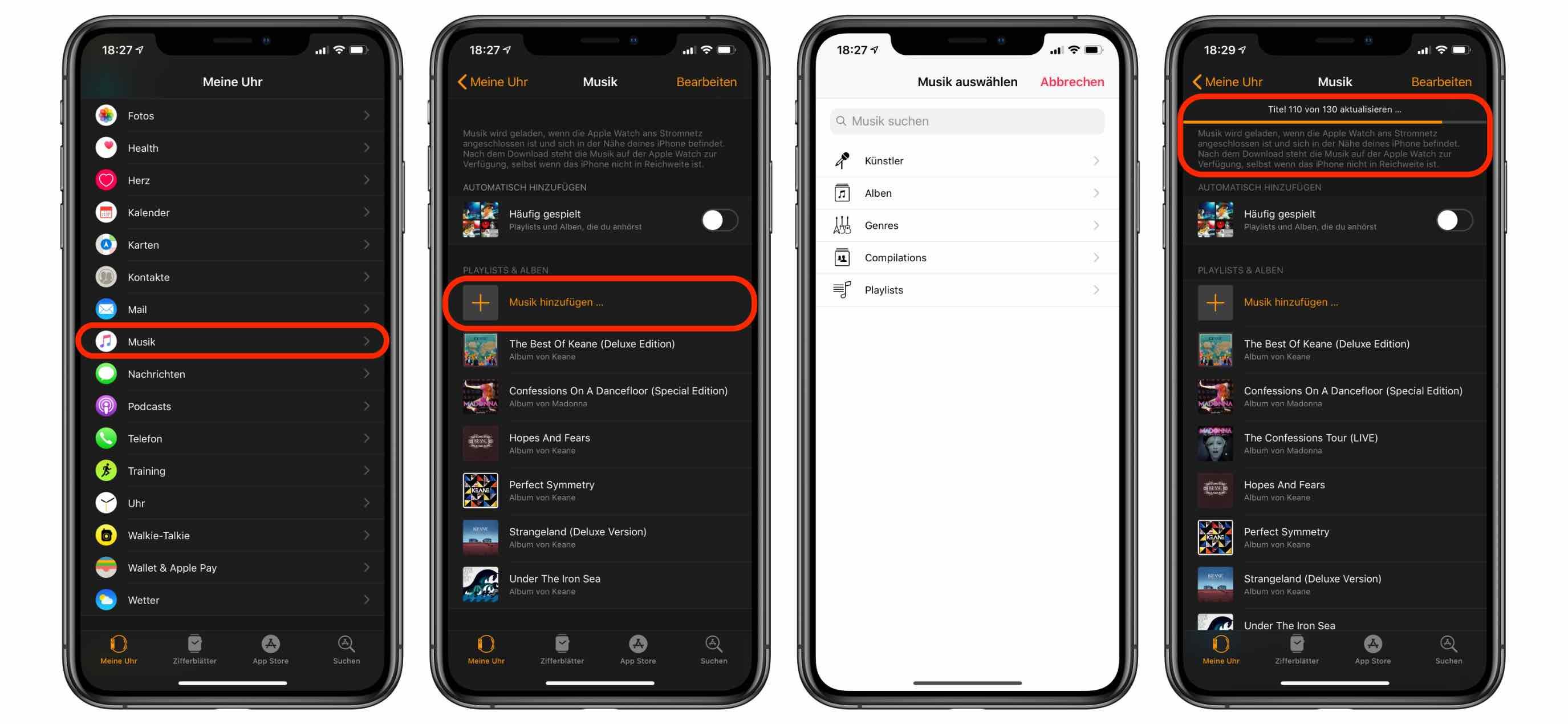 Wie-du-Musik-auf-deine-Apple-Watch-überträgst1 Tipp: Wie du Musik auf deine Apple Watch überträgst
