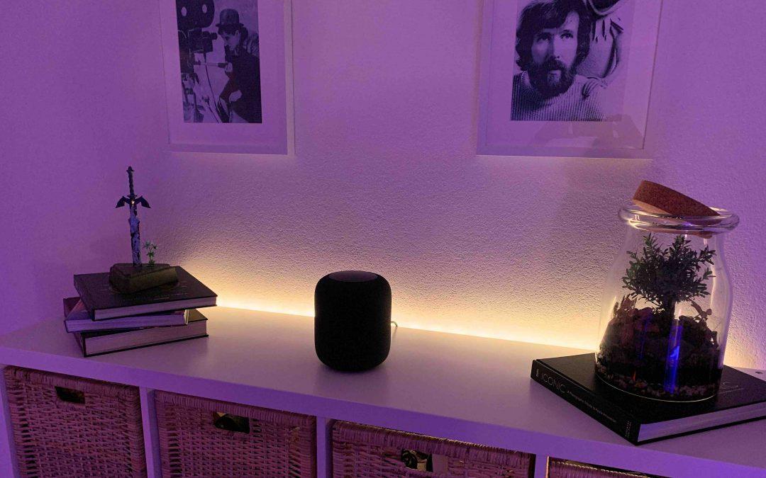 Im Test: Osram Smart+ LED-Streifen – Akzente setzen und via HomeKit bedienen