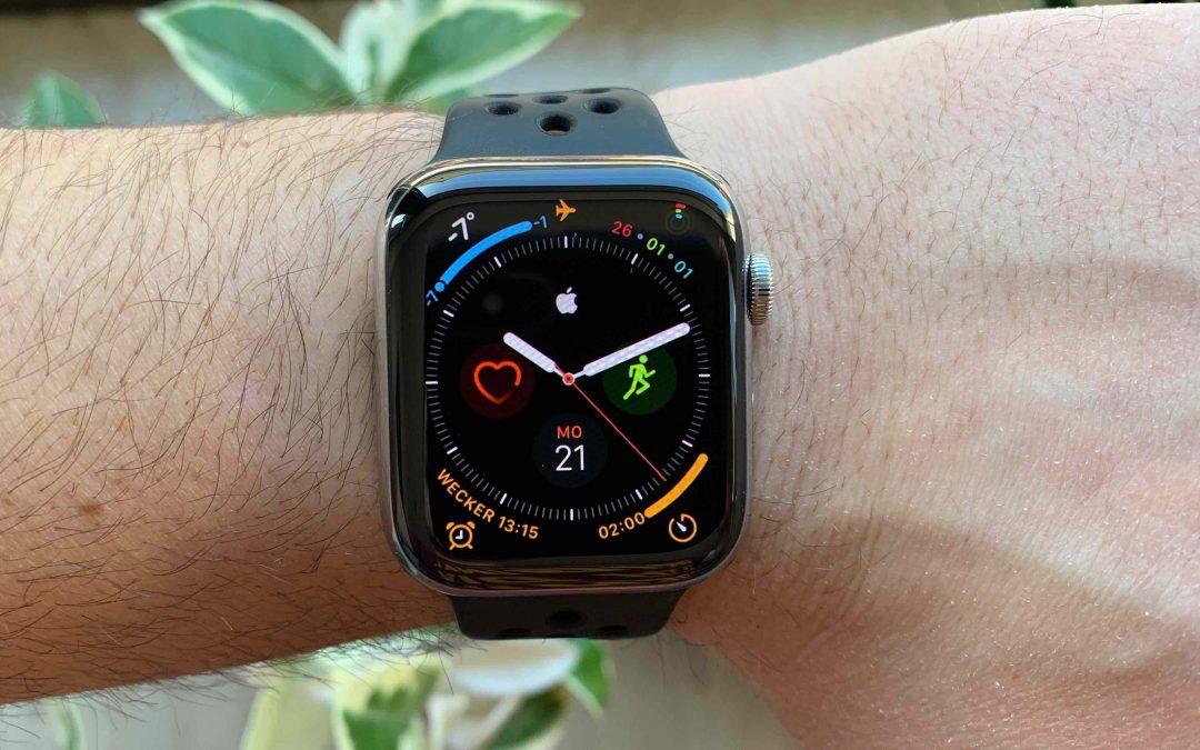 Tipp: So aktiviert sich die Apple Watch automatisch den Flugmodus