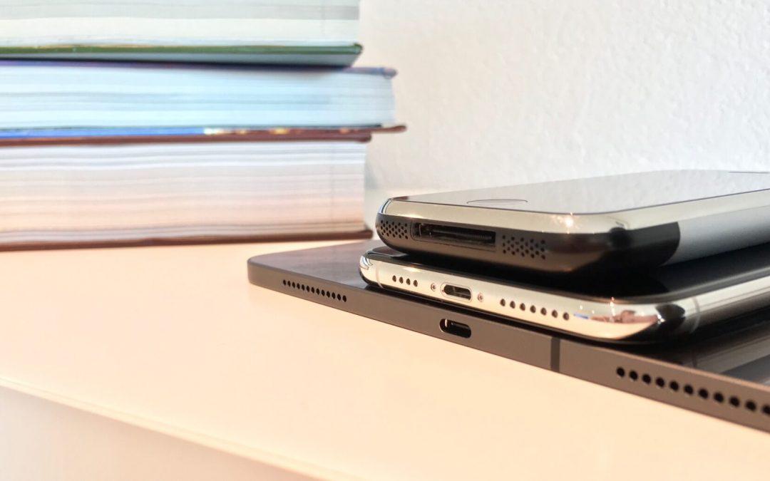 Das iPhone und USB-C