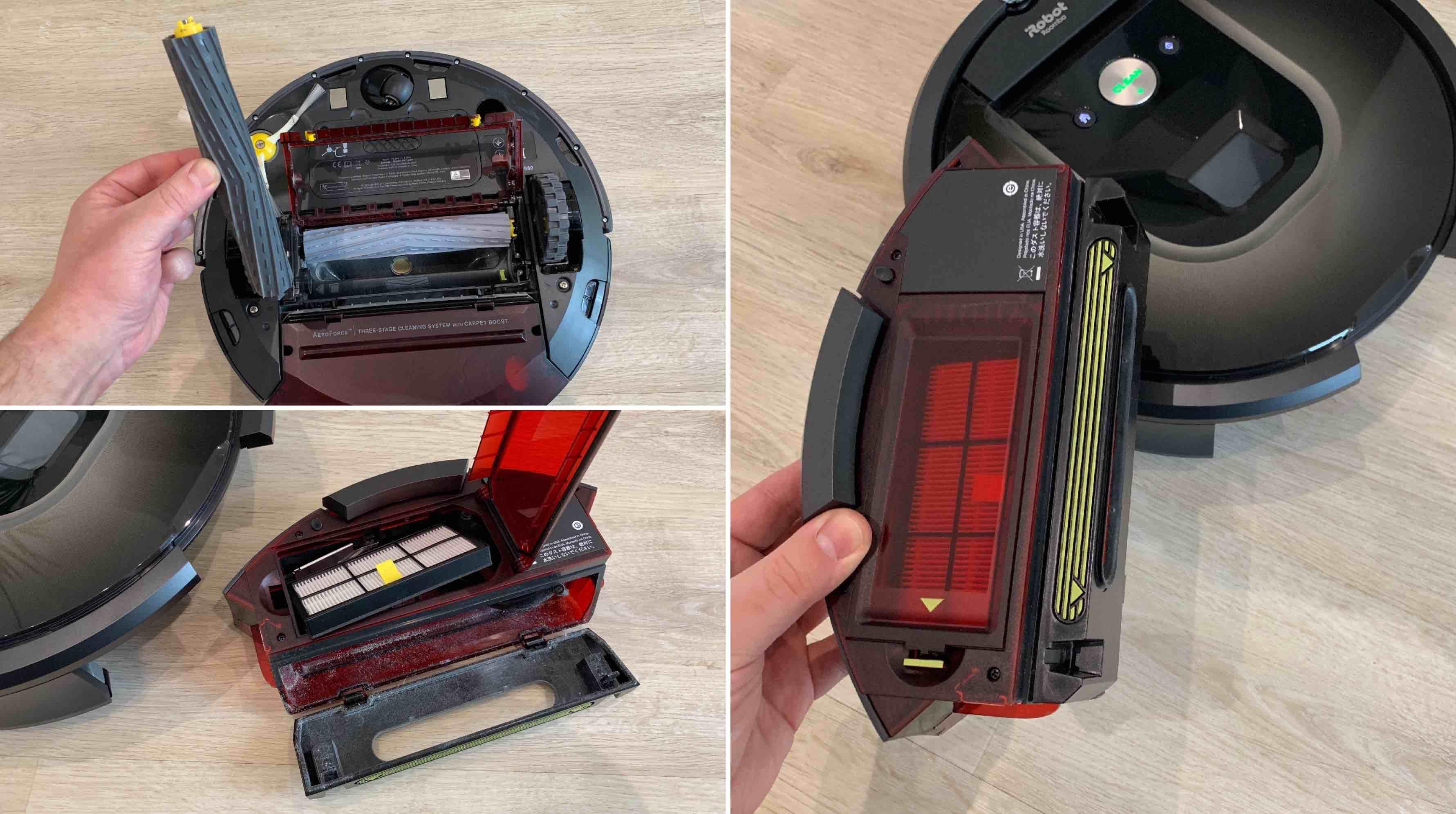 iRobot_Roomba_980_Roboter_SmartHome_Review1 iRobot Roomba 980 - intelligent, zuverlässig und akkurat das Heim saugen lassen