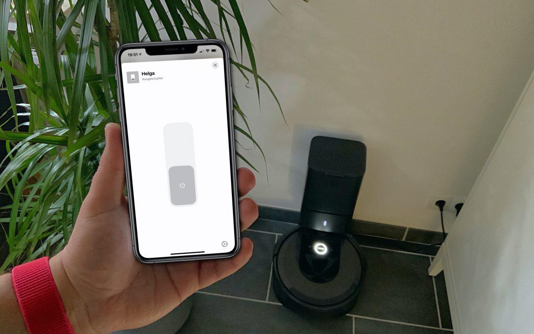 Anleitung: Wie du einen iRobot Roomba in Apple HomeKit nutzen kannst