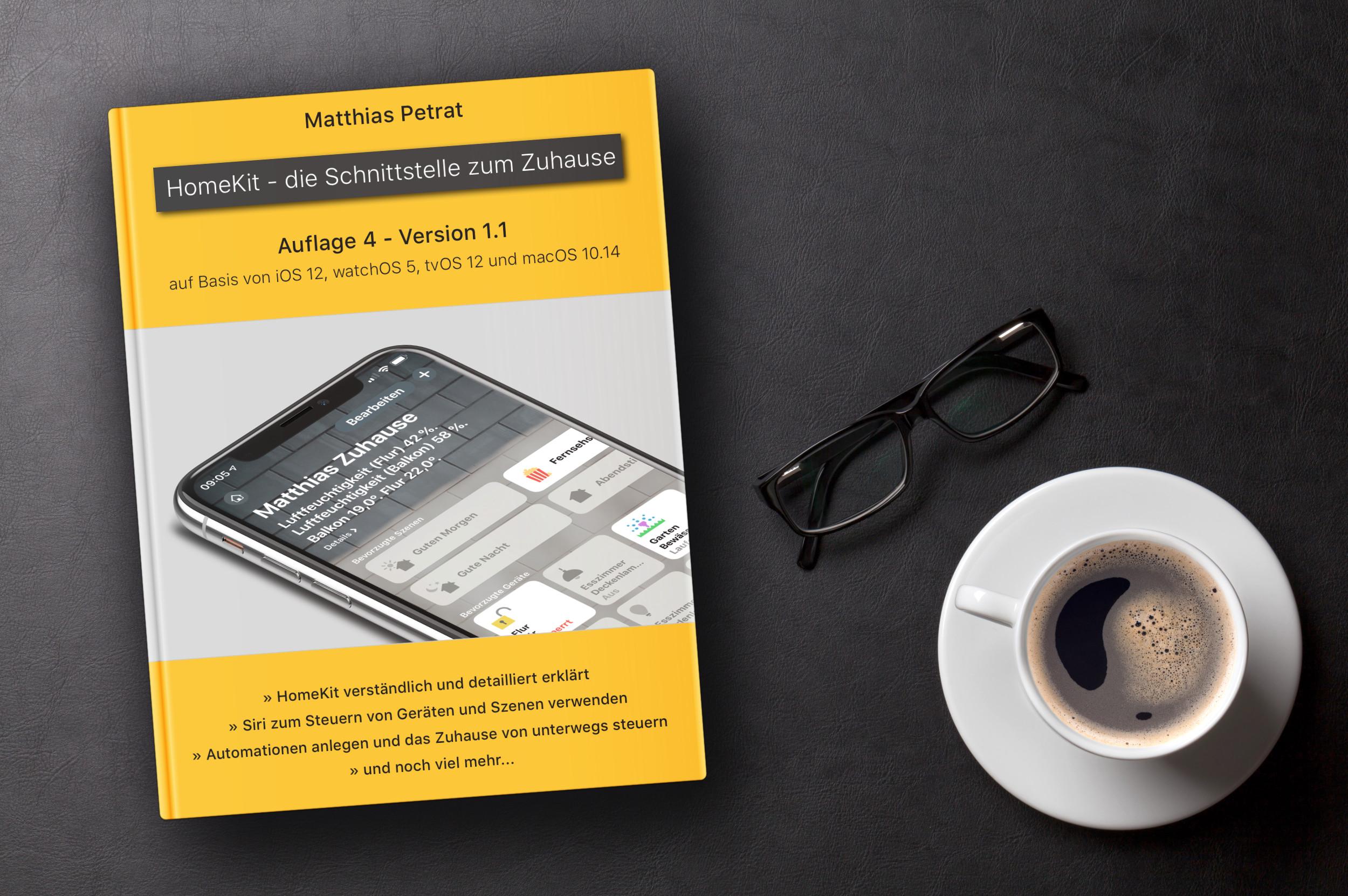 """HomeKit-–-die-Schnittstelle-zum-Zuhause-Buchversion-1.1-Auflage-4 """"HomeKit – die Schnittstelle zum Zuhause"""" – Version 1.1 der 4. Auflage ist da"""