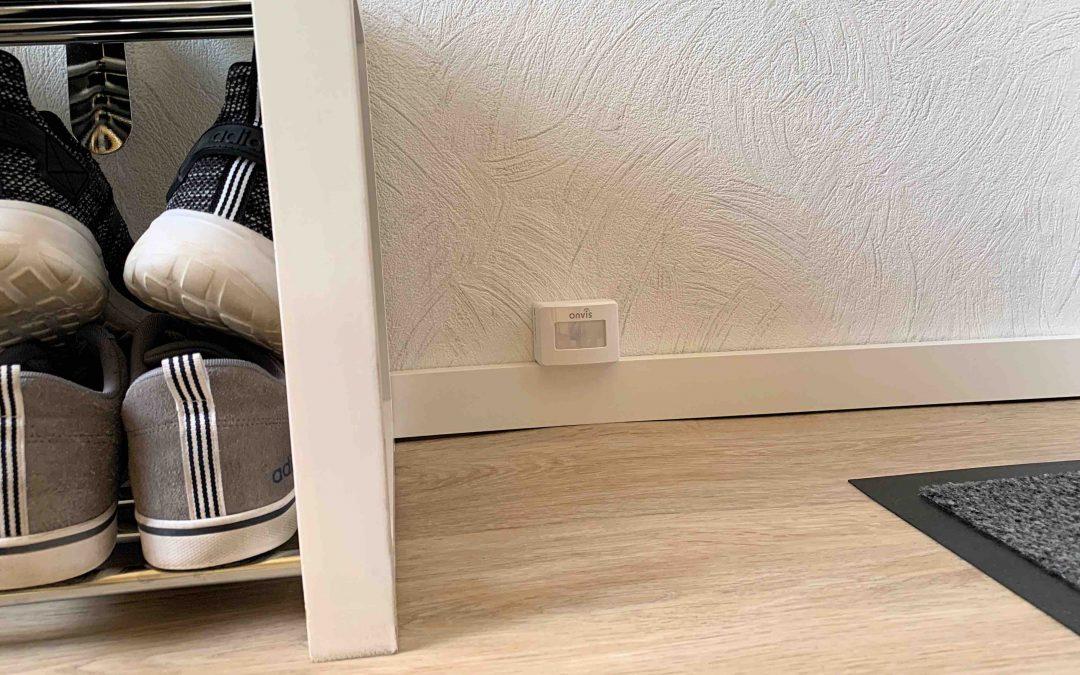 Bewegungssensor von Onvis – ein cleveres 3-in-1 HomeKit-Gerät