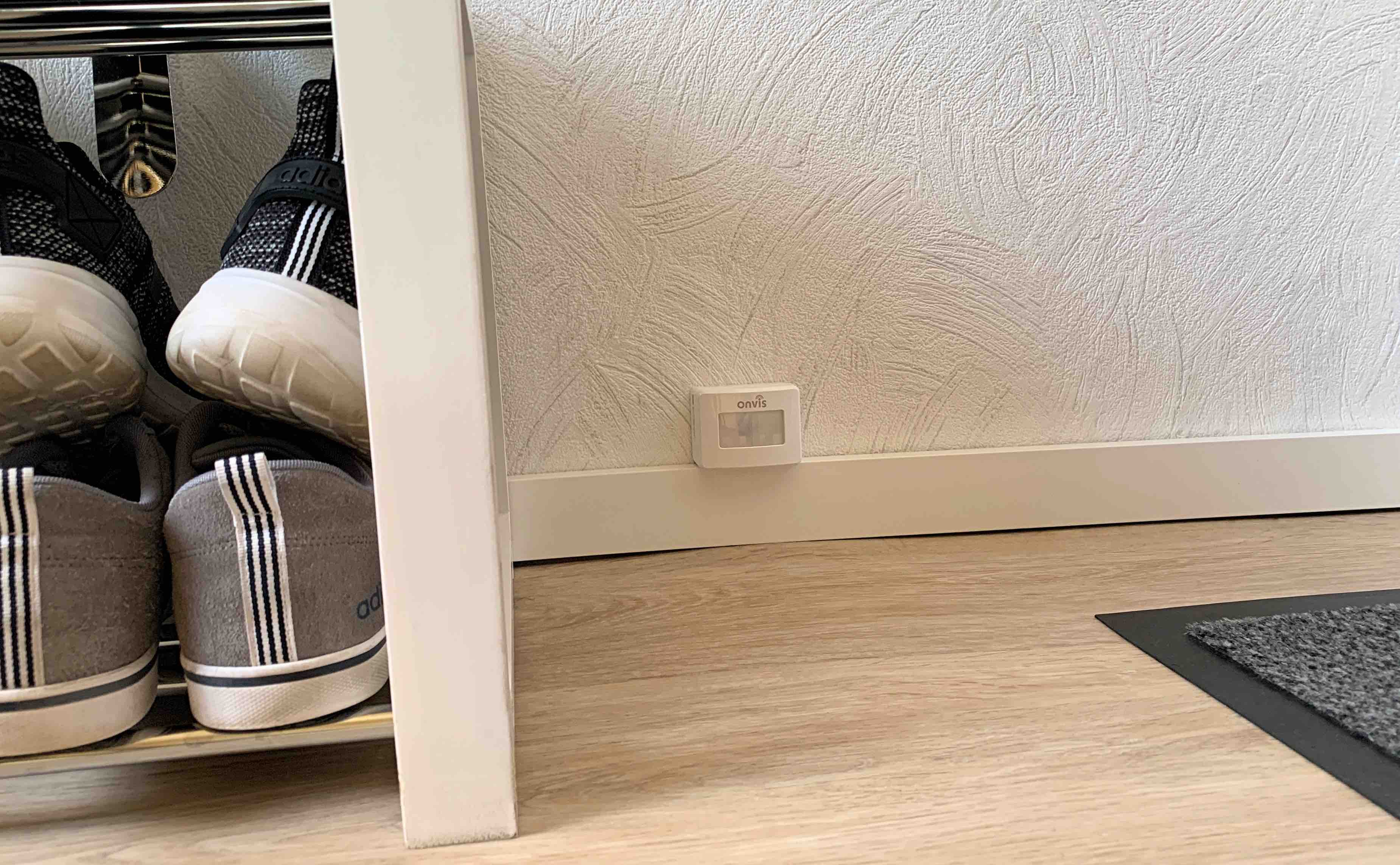 Onvis_Motion_Sensor_Bewegung_HomeKit3 Bewegungssensor von Onvis - ein cleveres 3-in-1 HomeKit-Gerät