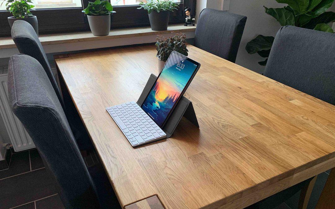 Canopy von Studio Neat – die Apple Magic Tastatur inkl. Aufstellfunktion für das iPad