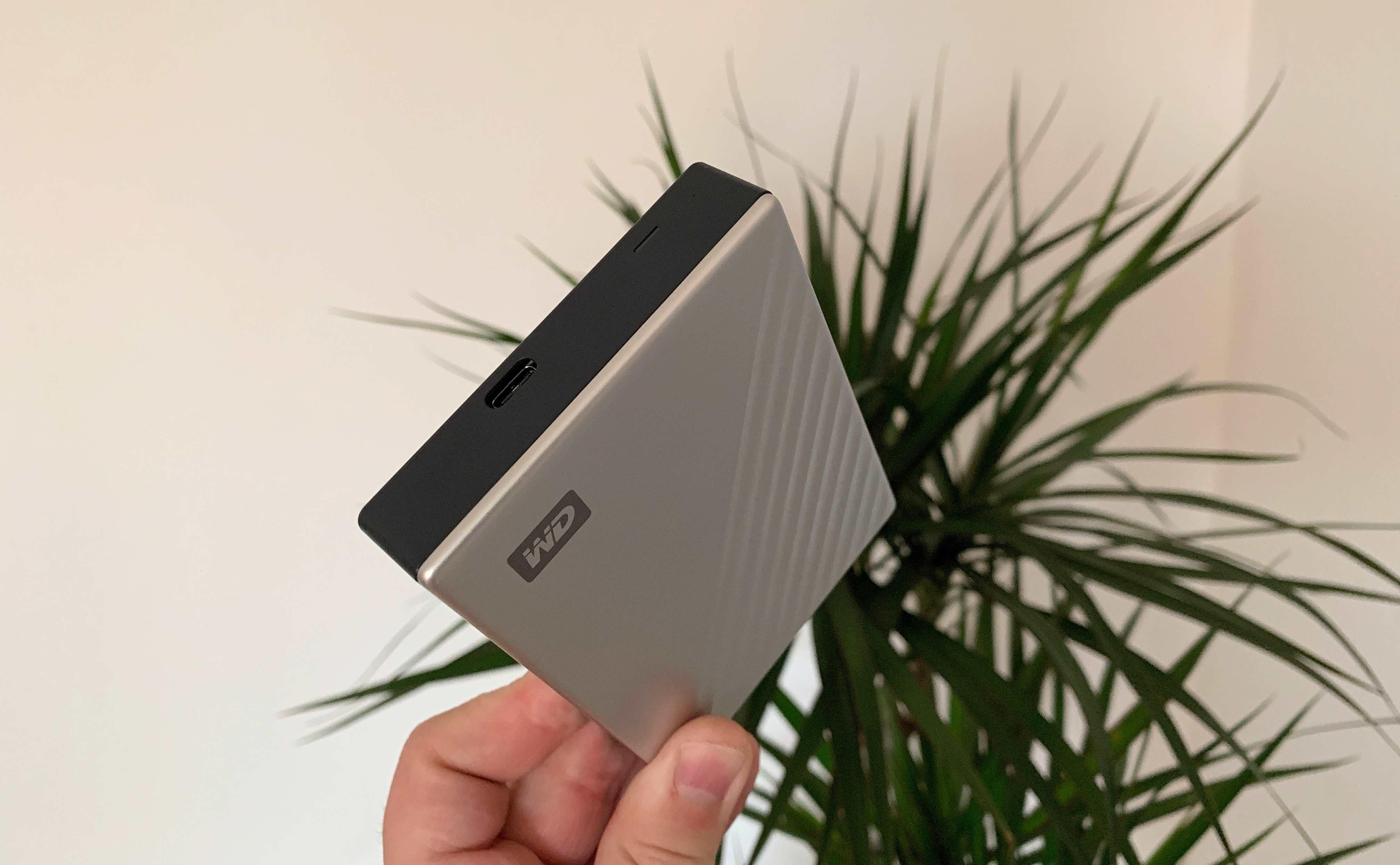 Western-Digital-WD-4TB-My-Passport-Ultra-for-MacUSB-C3 Western Digital My Passport Ultra mit USB-C - klein aber doch ganz groß