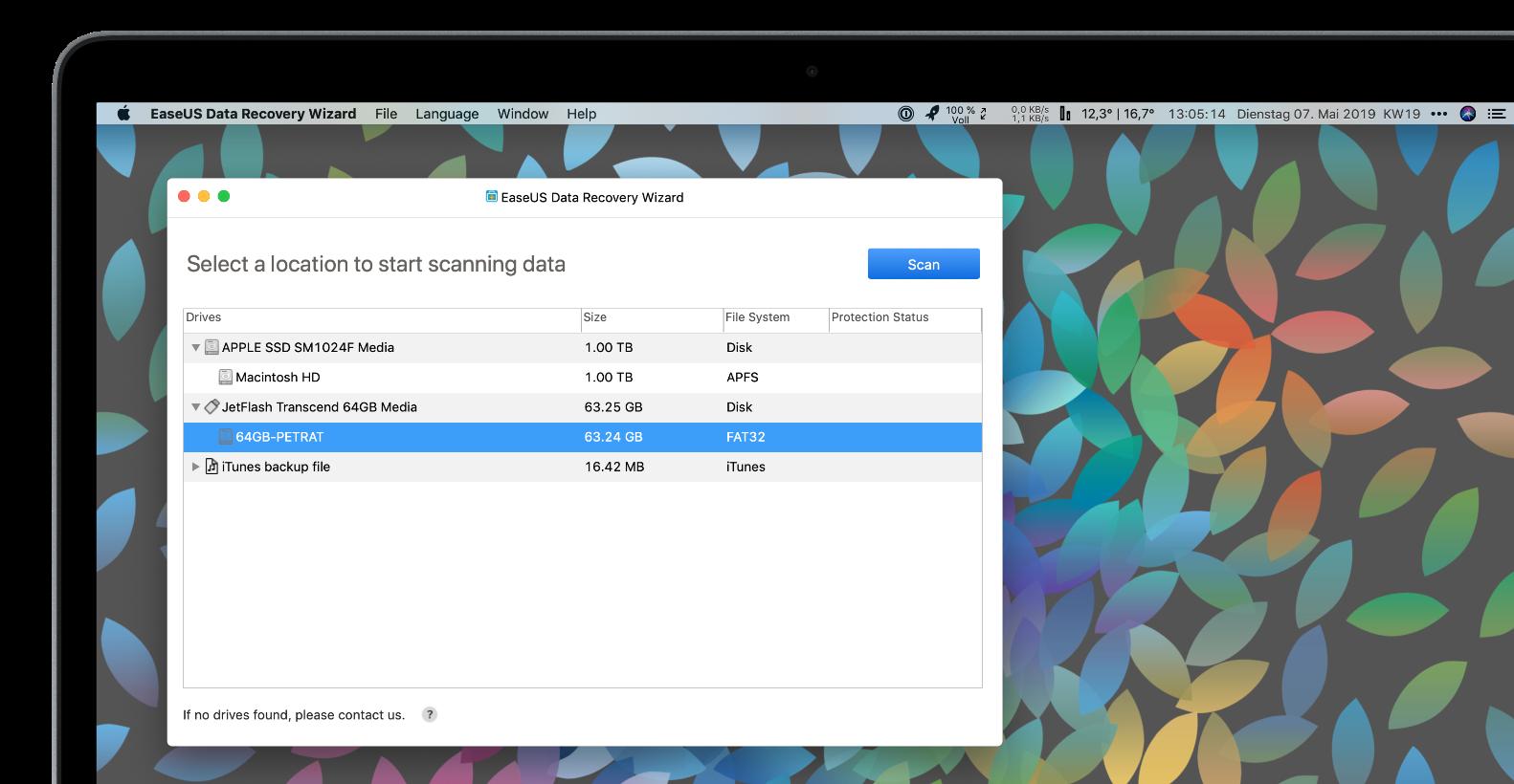 EaseUS_Data_Recovery_Wizard_Mac_Windows_Review_Software5 Gelöschte Daten wiederherstellen - Data Recovery Wizard für Mac und Windows von EaseUS