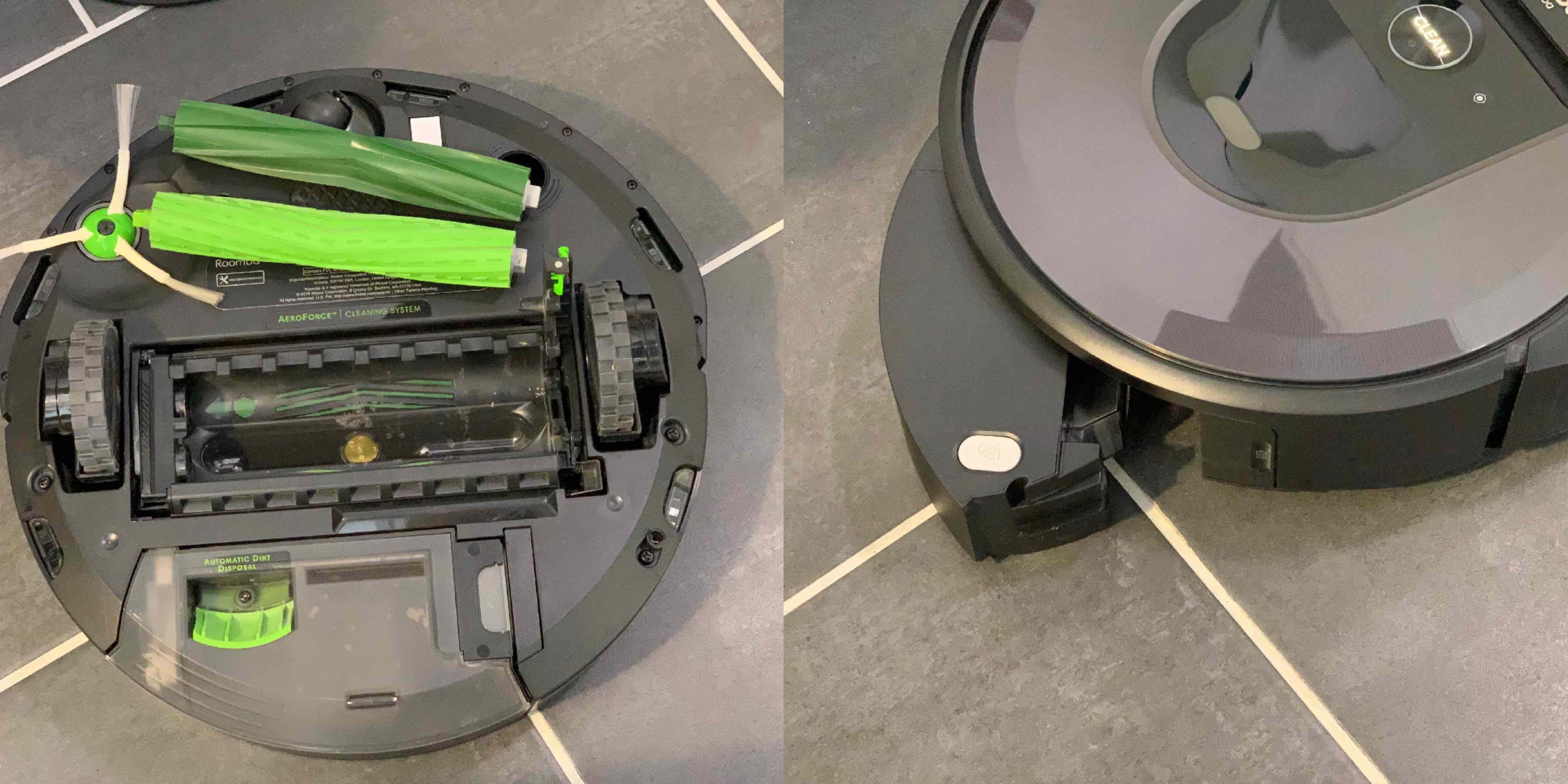 iRobot_Roomba_i7_Saugroboter_Review3 iRobot Roomba i7+ - reinigt die Wohnung und entleert sich von alleine