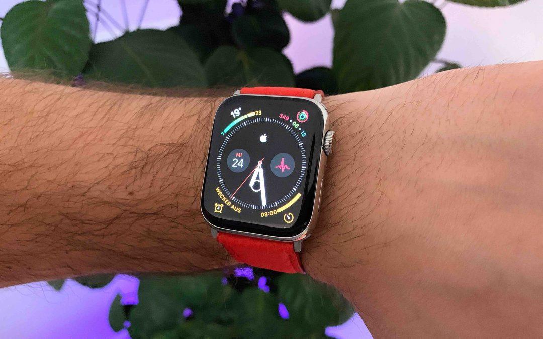 Armbänder für die Apple Watch von Mezando – Ananasfasern statt Leder