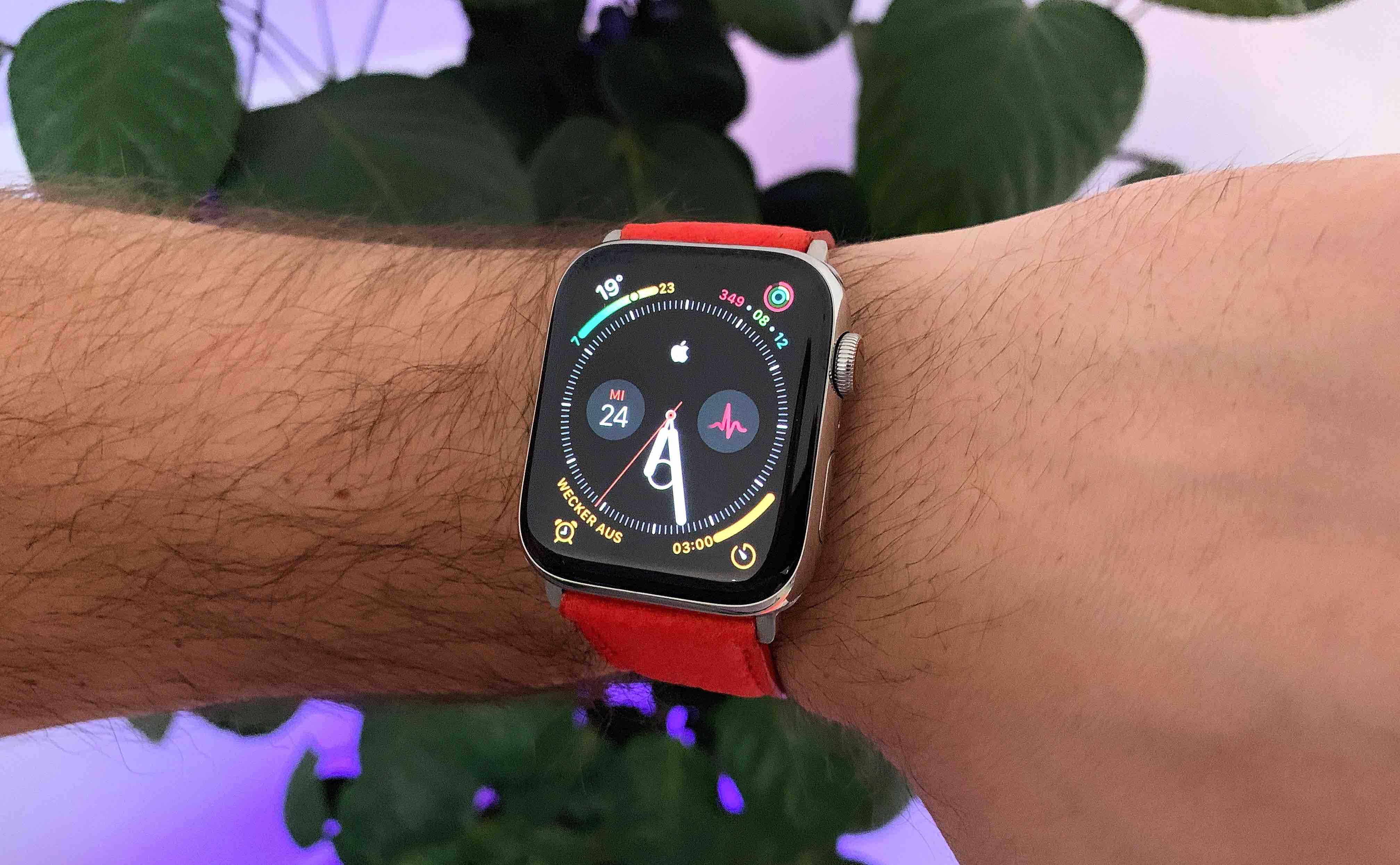 Mezando_Apple_Watch_Watchband_Armband_Uhrenband_Review1 Armbänder für die Apple Watch von Mezando - Ananasfasern statt Leder