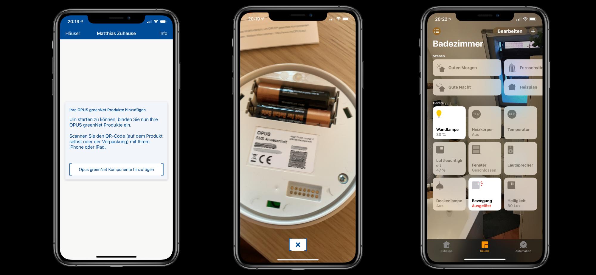 Opus_EnOcean_Gateway_HomeKit_SmartHome_Review6 Opus Gateway mit HomeKit  - EnOcean-Sensoren in perfekter Form