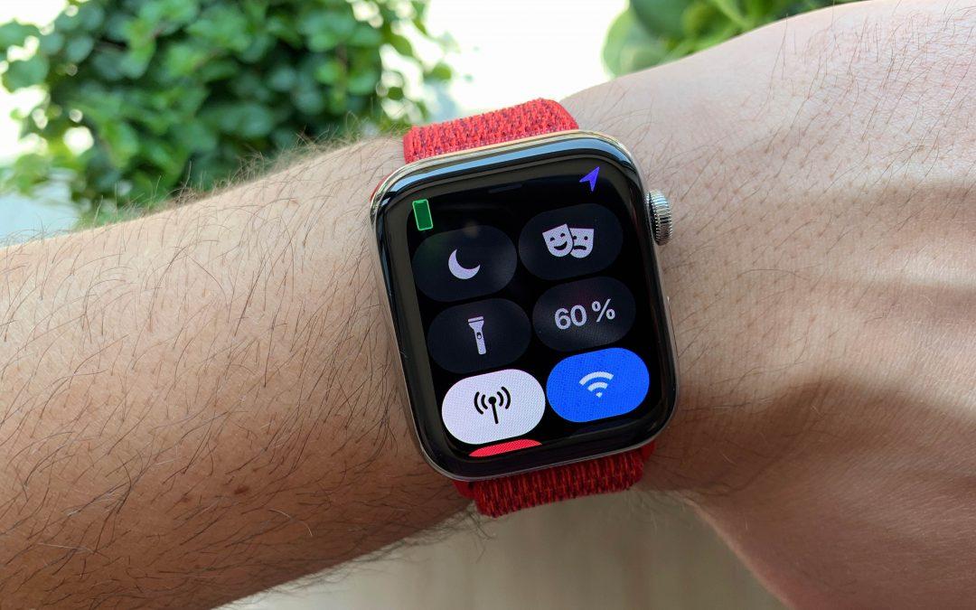 Akkulaufzeitproblem mit der Apple Watch? So löst du das Problem vielleicht.