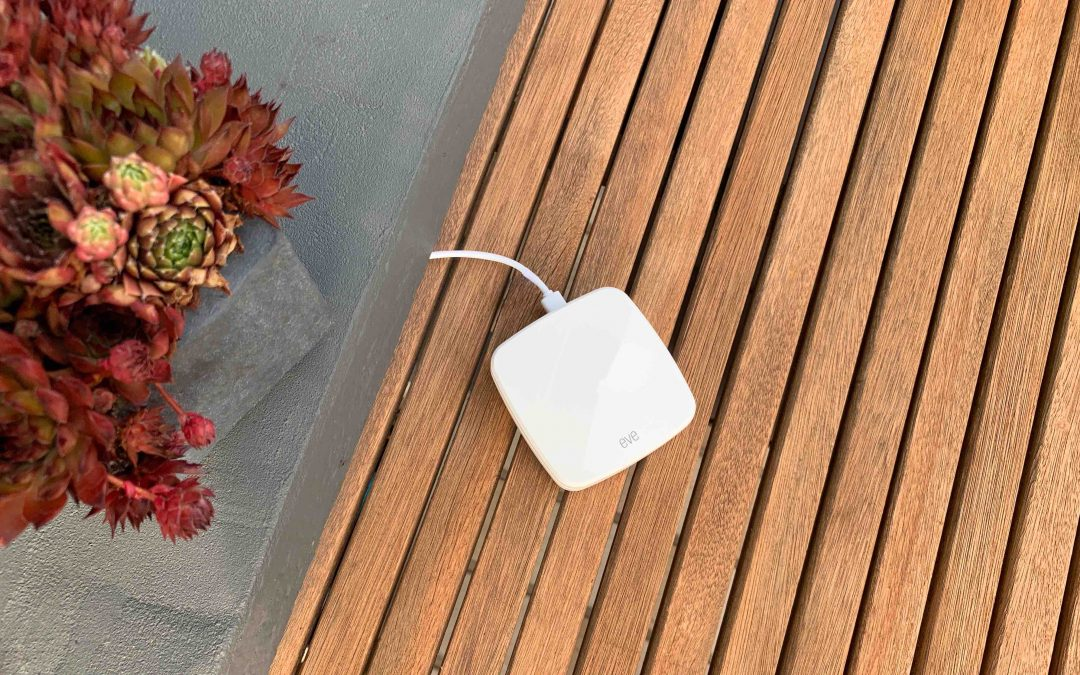 Eve Extend von Eve – Bluetoothreichweite unter Apple HomeKit ins WiFi verlagern
