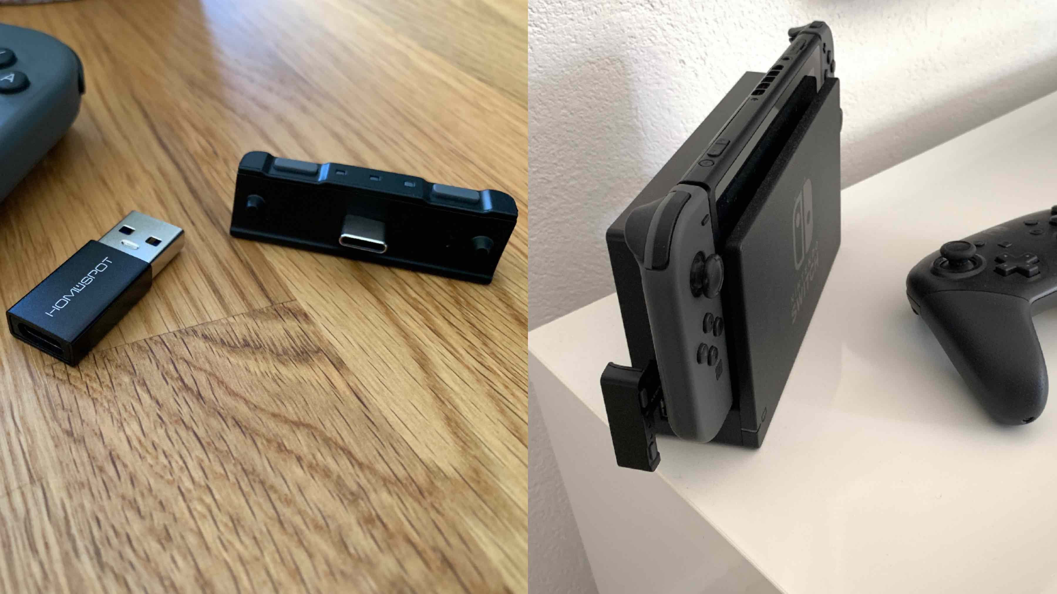 Homespot_Nintendo_Switch_Apple_AirPods_Bluetooth_Adapter2 HomeSpot - verbinde deine AirPods mit deiner Nintendo Switch